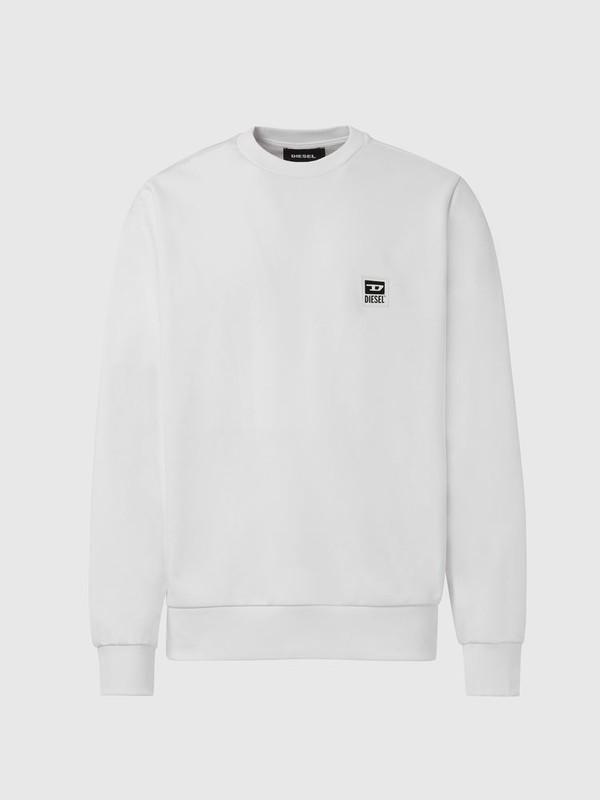 Diesel A00329.Hayt.100 Erkek Sweatshirt