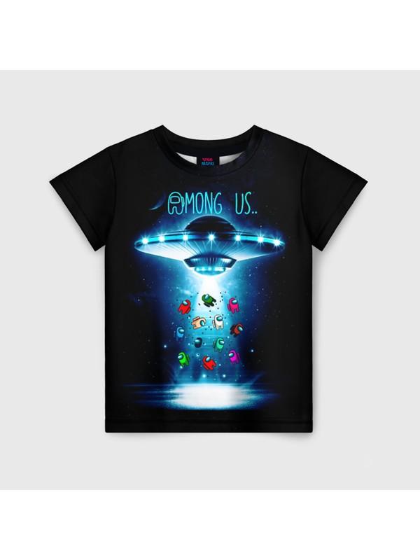 Gala Among Us Baskılı Çocuk T-Shirt MODEL175447