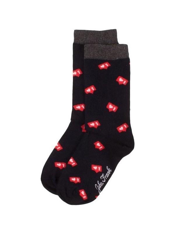 John Frank Baskılı Çorap WJFLSFUN40