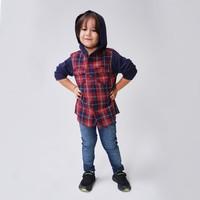 Panço Erkek Çocuk Gömlek 2021Bk06002
