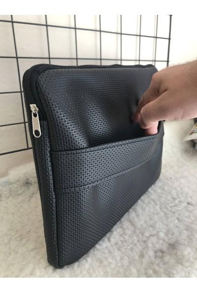 Bag 13 Inch Laptop El Çantası Siyah Vegan