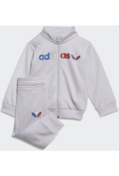 Adidas Bebek Günlük Eşofman Takım Tracksuit GN7421