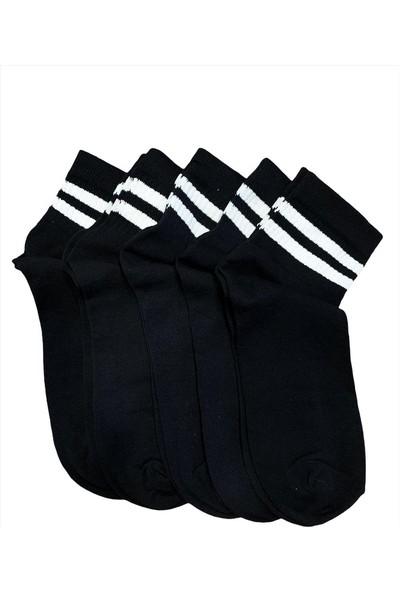 Cansoy 5'li Kadın Çorap