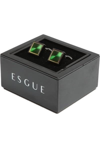 Esgue Aquila Serisi Lüks Kol Düğmesi