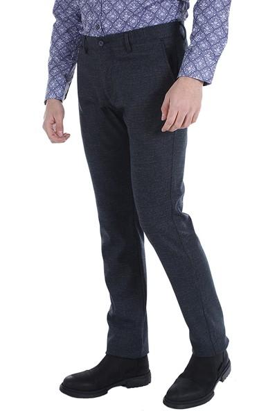 Diandor Kışlık Erkek Pantolon Siyah/black 2023005