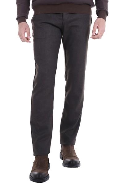 Diandor Kışlık Erkek Pantolon Kahve/brown 2023005