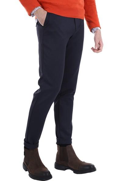 Diandor Kışlık Erkek Pantolon Lacivert/navy 2023004