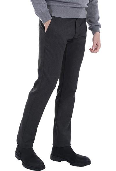 Diandor Kışlık Erkek Pantolon Siyah/black 2023006
