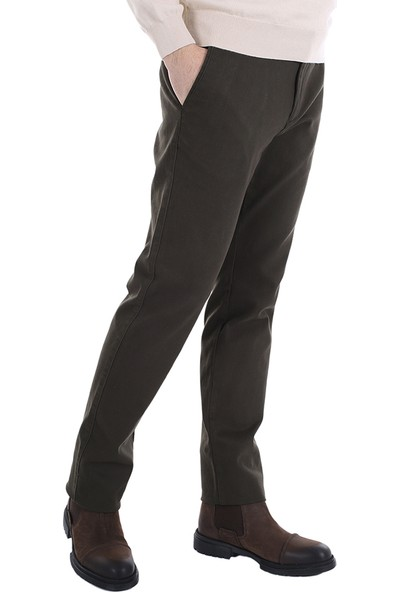 Diandor Kışlık Erkek Pantolon Yeşil/green 2023002