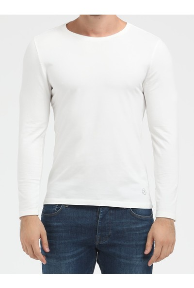 Loft 2001097 Erkek Sweatshirt Long Sleeve