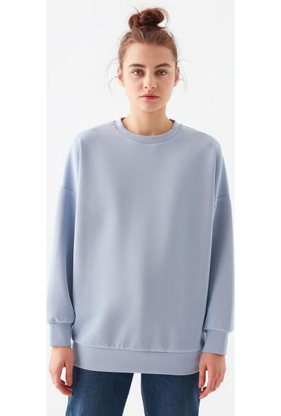 Mavi Kadın Mavi Modal Sweatshirt 168837-33530