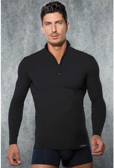 Doreanse Siyah Erkek T-Shirt 2975