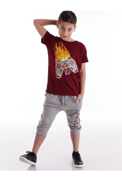 Mushi Play Game Erkek Çocuk Kapri Takım