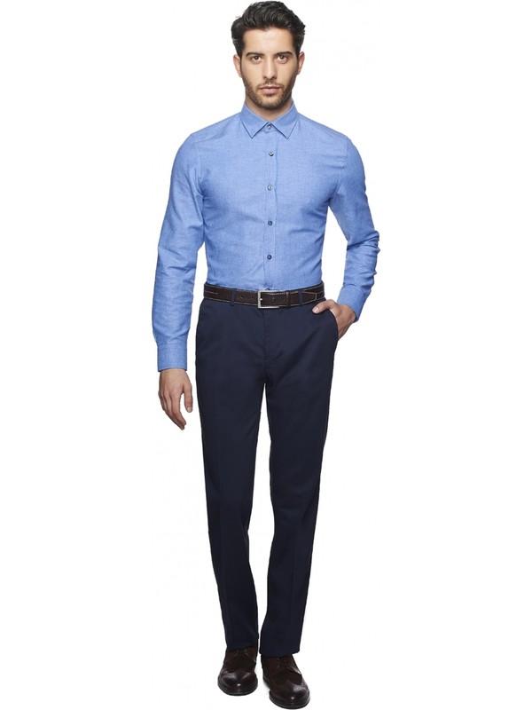 Altınyıldız Classics Ütü Gerektirmeyen Non-Iron Slim Fit Pantolon