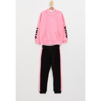 DeFacto Kız Çocuk Baskılı Sweatshirt ve Jogger Eşofman Takım
