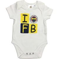 Fenerbahçe Lisanslı Bebek Zıbın