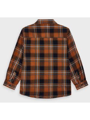 Mayoral -Erkek Çocuk-Ekoselı Gömlek 4138