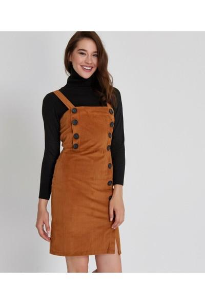Şamdan Kadın Taba Jile Elbise