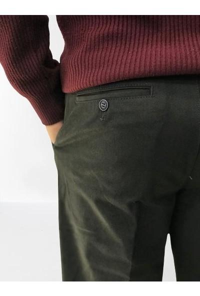 Diforce Keten Pantolon Kışlık