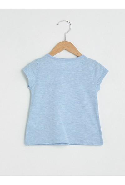 Lc Waikiki Kız Bebek Tişört