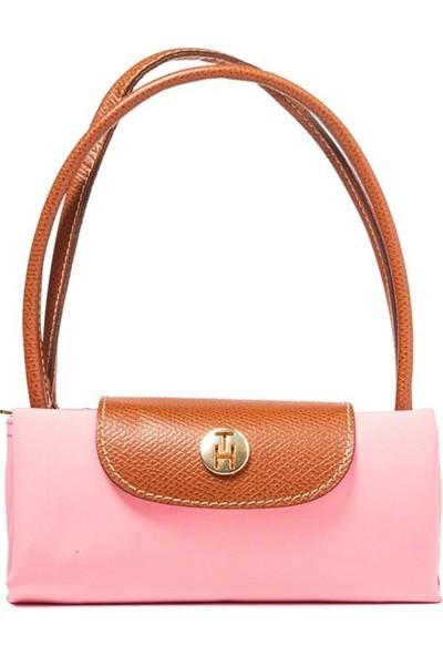 Th Bags Kadın Omuz Çantası Th20300 Large Pembe