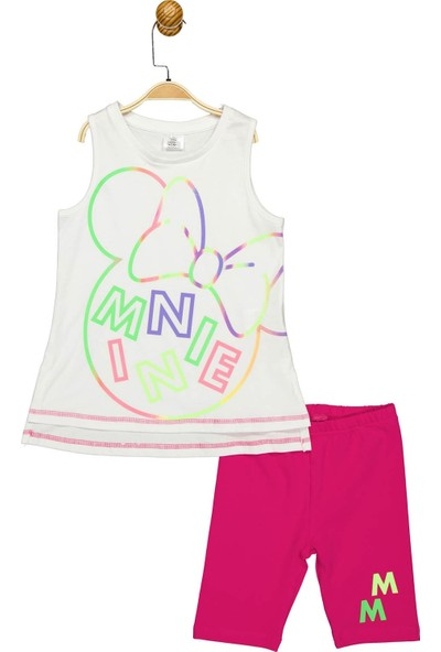 Minnie Mouse Lisanslı Çocuk Takım 17361