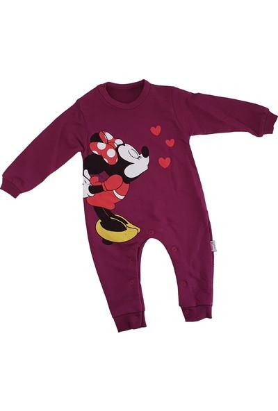 Baby Hil Minnie Mouse Baskılı Tulum