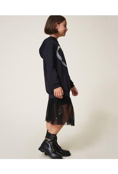 Twinset Twın Set-Kız Çocuk-Knıtted SWEATSHIRT-202GJ2701