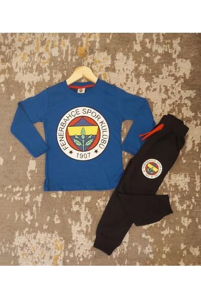 Beka Fenerbahçe Lacivert Çocuk Pijama Takımı