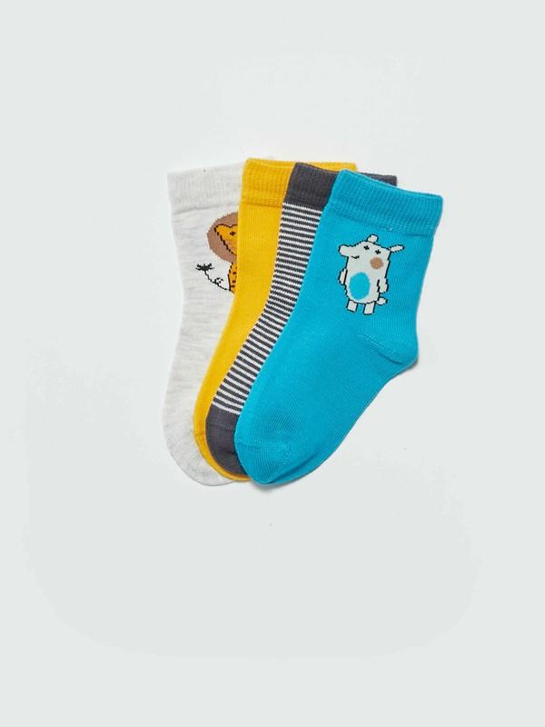 Lc Waikiki Erkek Bebek Soket Çorap