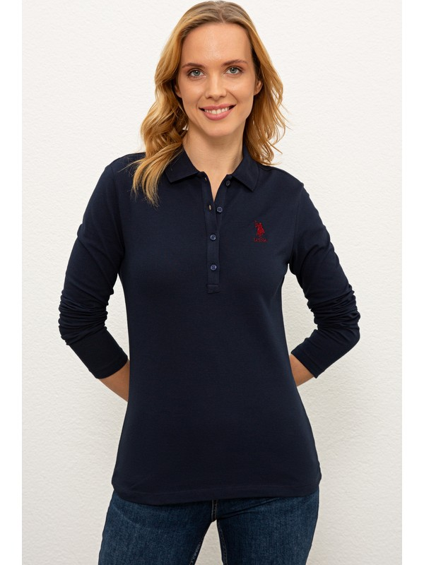 U.S. Polo Assn. Lacivert Sweatshirt Basic 50232091-VR033