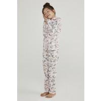 Penti Gül Kurusu Kız Çocuk Pink Bugs 2'li Pijama Takımı