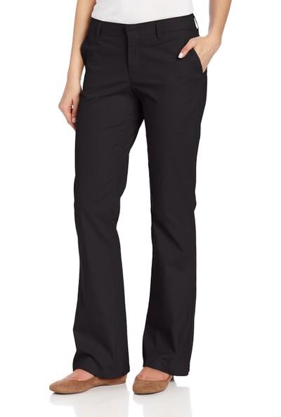 Dickies FP121BK Slim Fit Kadın Günlük Pantolon