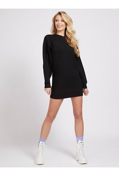 Guess W1RK00.K7UW2.JBLK Kadın Elbise