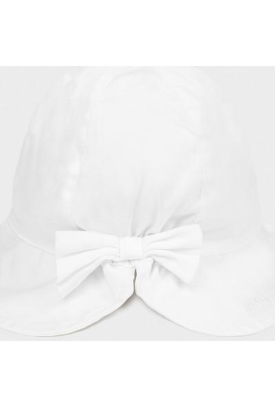 Mayoral Kız Bebek Fiyonklu Şapka 10017