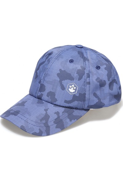 Lumberjack Ct480 Camo Mavi Erkek Şapka