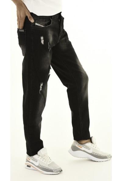 Black Steel Slimfıt Erkek Kot Pantolon