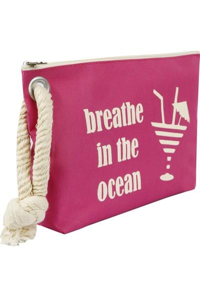 Bakras Halat Saplı Plaj Çantası Düzenleyici