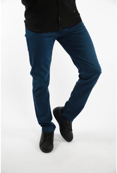 Lacivert Navy Hanry Kot Pantolon