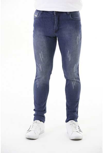 Black Steel Denım Slımfıt 20090 Açık Mavi Pantolon