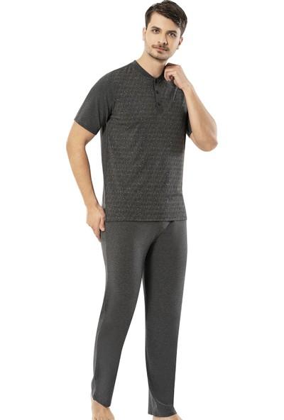 Erdem Erkek Yazlık Pijama Takımı