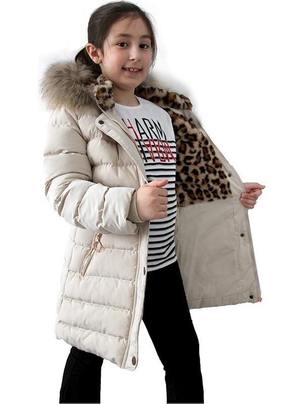 Benitto Kids Kız Çocuk Mont 51221
