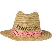 Tuc Tuc Hasır Şapka Sunglasses Bej
