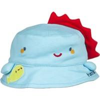 Tuc Tuc Erkek Çocuk Şapka Mini Monster Turkuaz