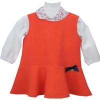 Zeyland Kız Çocuk Nar Çiçeği Elbise + Bady 72M2Crt78