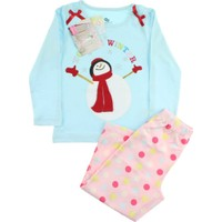 Modakids Kız Çocuk Pijama Takım 010-872-015