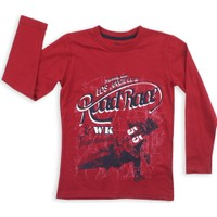 Modakids Wonder Kids Erkek Çocuk Uzun Kol Tshirt (7 - 12 Yaş) 010-2601-002