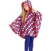 Modakids Wonder Kids Kız Çocuk Panço 010-2515-021
