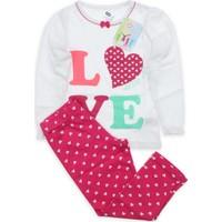 Modakids Wonder Kids Kız Çocuk Pijama Takımı 010-2525-027