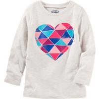 Oshkosh Kız Çocuk Uzun Kollu Sweatshirt 32342011